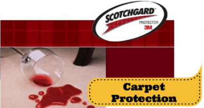 carpet protection service in Fredericksburg and Stafford VA