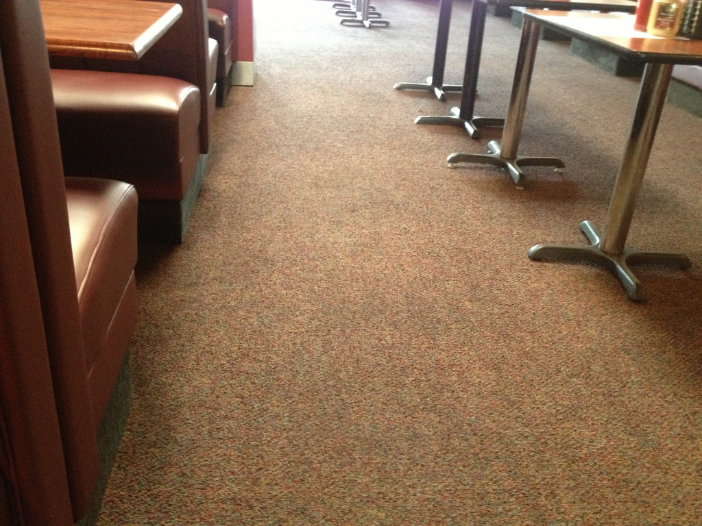 Carpet cleaning and expert stains
