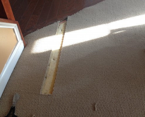 floor repair in Spotsylvania VA