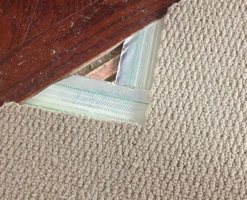 carpet repair in Fredericksburg Virginia