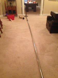 best carpet stretching and seam repair in Fredericksburg Virginia